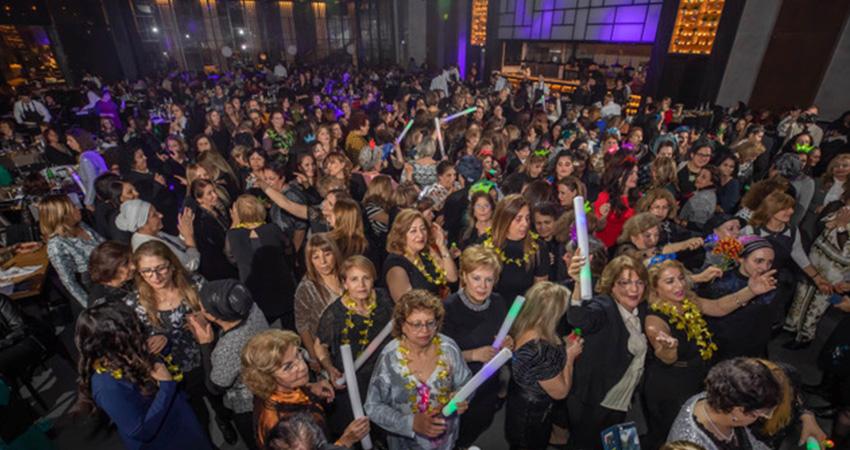 השקת הגאלה השנתית לנשים יוצאות איראן בישראל