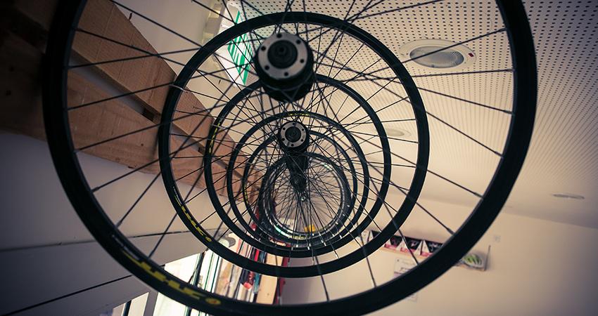 הקמת מרכז האופניים בירוחם